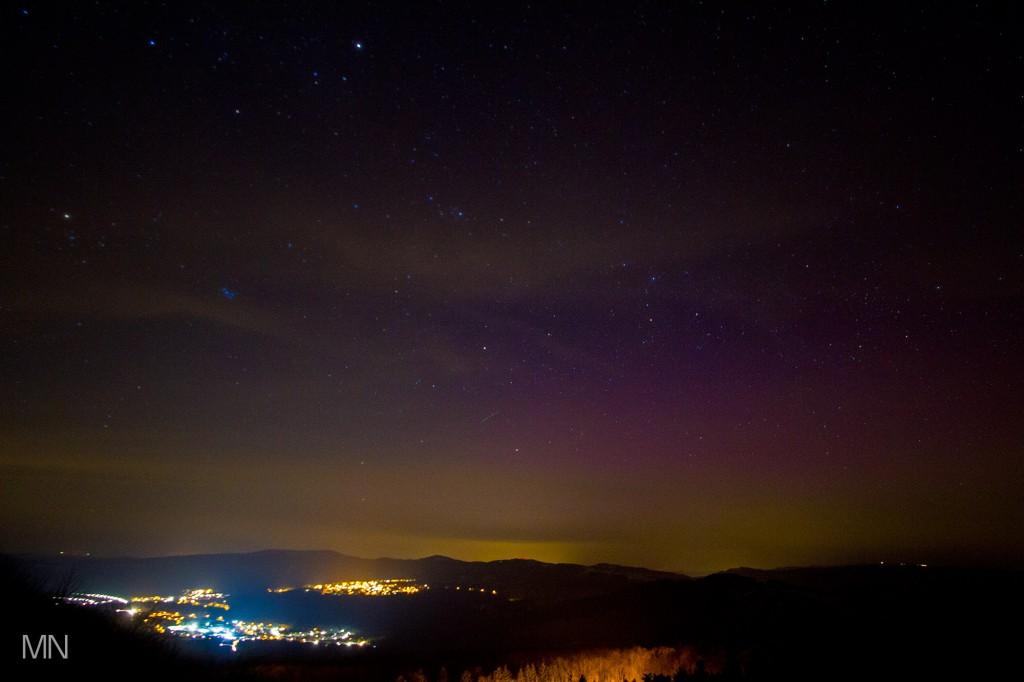 Arnsberg Polarlicht Afterglow II