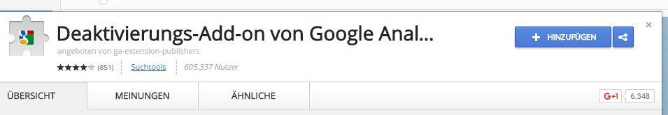 google_analyse