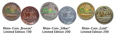 Rhoen Geocoin 2012